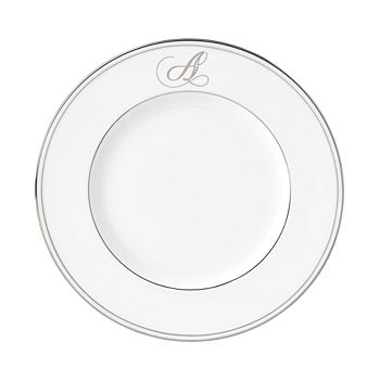 Lenox - Federal Monogram Script Accent Plate