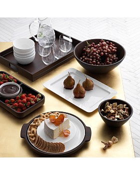 Hudson Park Collection - Wood and Bone China Collection - 100% Exclusive