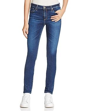 Ag Prima Cigarette Jeans in Indigo Ridge - 100% Exclusive