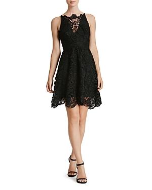 Dress the Population Hayden Crochet Lace Dress