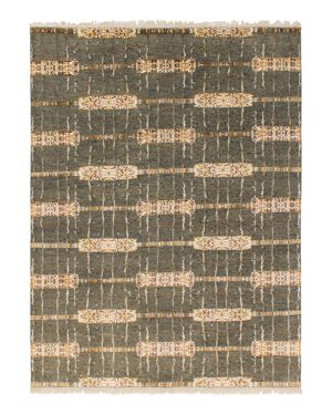 Grit & ground Jewel Lariat Vintage Area Rug, 10' x 14'