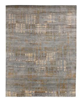 GRIT&ground - Mojave Area Rug Collection - Gray/Brown