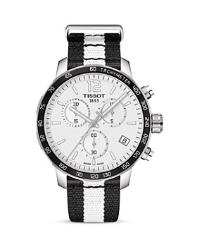 Tissot - Brooklyn Nets Quickster Chronograph, 42mm