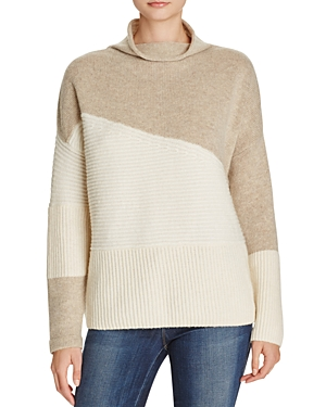 French Connection Color-Block Sweater