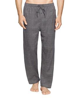 Polo Ralph Lauren - Charcoal Midnight Flannel Pajama Pants