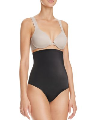 TC FINE INTIMATES HIGH-WAISTED MODERATE CONTROL THONG