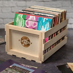 Crosley Radio - Record Storage Crate
