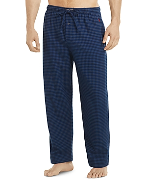 Polo Ralph Lauren Donnelly Plaid Flannel Pajama Pants