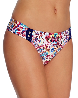 Nanette Lepore Festival Folk Charmer Bikini Bottom