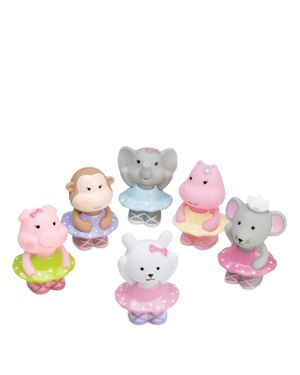Elegant Baby Ballet Party Bath Squirties - Ages 6 Months+