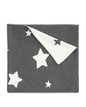 Elegant Baby - Unisex Knit Star Coverall, Hat & Blanket - Baby