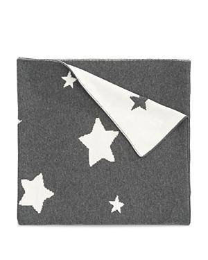 Elegant Baby Infant Star Print Knit Blanket