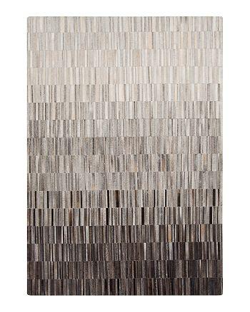 Surya - Outback Area Rug - Light Gray/Taupe/Black, 8' x 10'