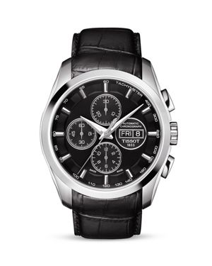 Tissot Couturier Automatic Chronograph, 43mm