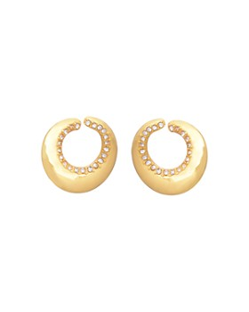 Melissa Lovy - Blake Hoop Earrings