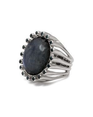 Stephen Dweck Oval Moonstone Ring