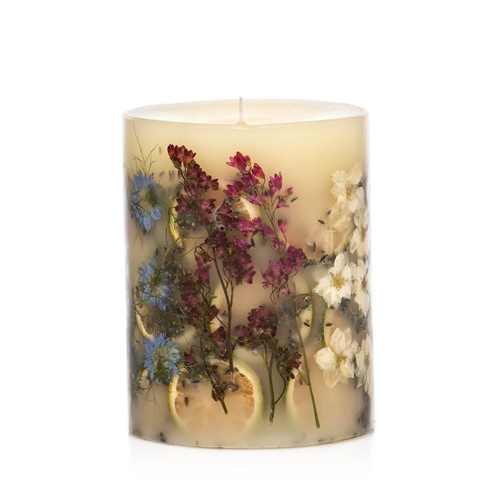 """Rosy Rings - Roman Lavender 5"""" Candle"""