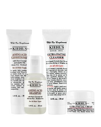 Kiehl's Since 1851 - Gift with any $85  purchase!