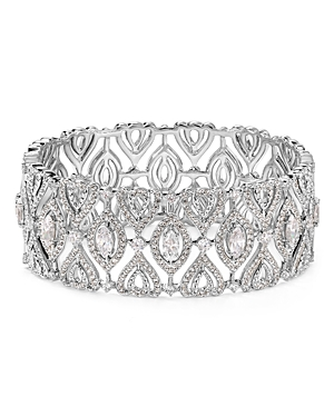Nadri Open Pave Bangle