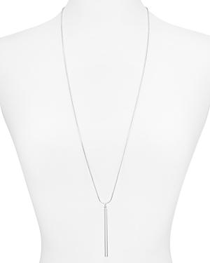 Bar Pendant Necklace