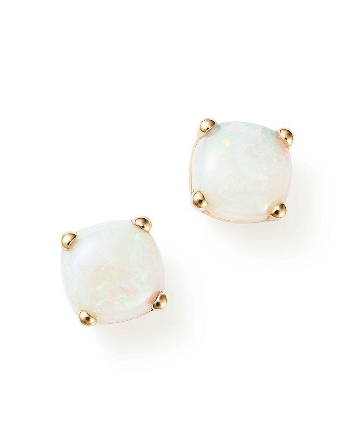 Bloomingdale's - Opal Stud Earrings in 14K Yellow Gold- 100% Exclusive