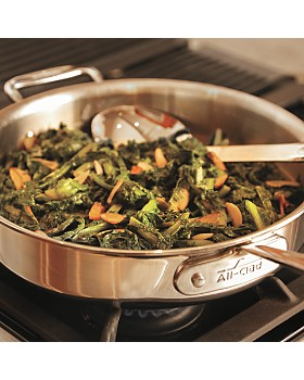 All-Clad - d3 ARMOR 3-Quart Sauté Pan with Lid
