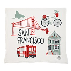 Claudia Pearson San Francisco Tea Towel - Bloomingdale's_0