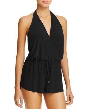 Magicsuit Bianca Halter One Piece Swim Romper