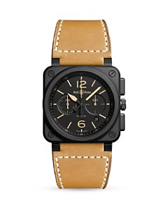 Bell & Ross BR 03-94 Heritage Ceramic Chronograph, 42mm - Bloomingdale's_0
