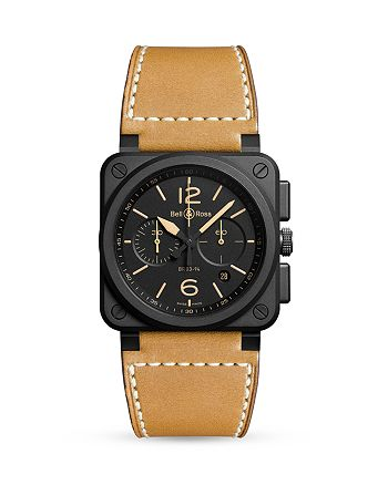 Bell & Ross - BR 03-94 Heritage Ceramic Chronograph, 42mm