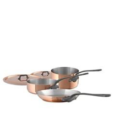 Mauviel - M'150c2 Copper 5-Piece Cookware Set