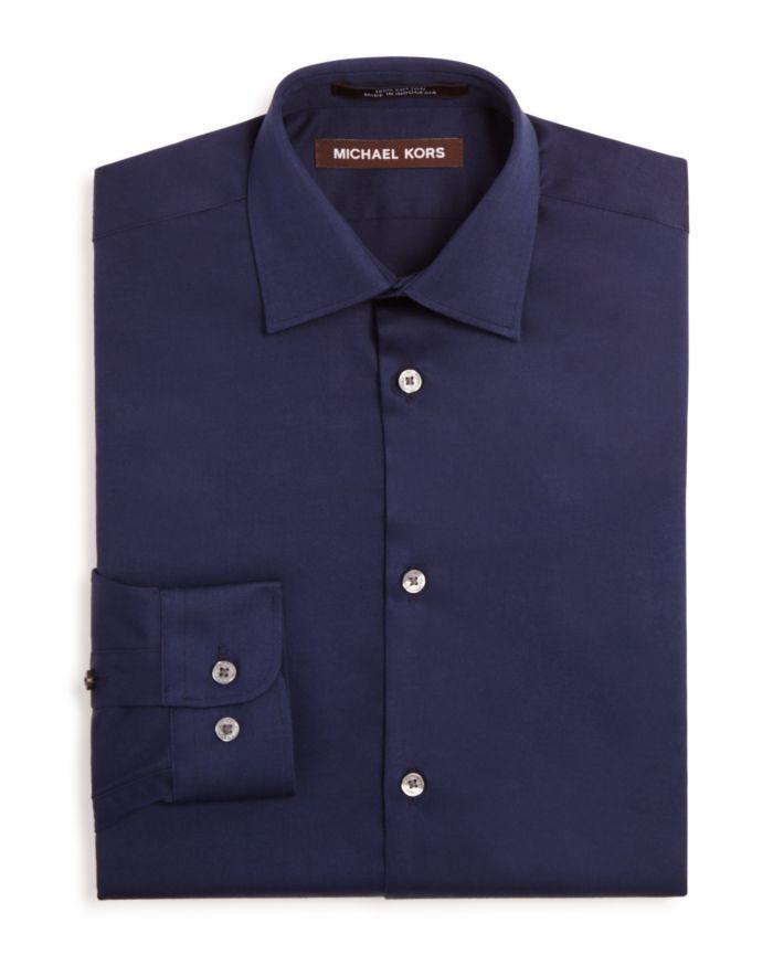 Michael Kors Boys' Dress Shirt - Big Kid    Bloomingdale's