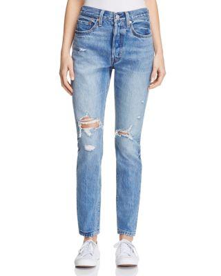 $Levi's 501® Skinny Jeans in Old Hangouts - Bloomingdale's