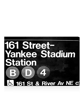 Oliver Gal - Yankee Stadium Night Wall Art