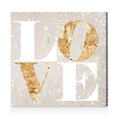 Oliver Gal Build on Love Spark Wall Art - Bloomingdale's_0