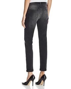Mavi - Emma Slim Boyfriend Jeans in Smoke