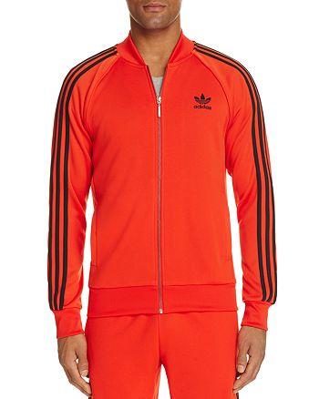 adidas Originals - Athletic Track Jacket & Athletic Shorts