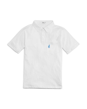 Johnnie-O - Boys' Solid Jersey Polo Shirt - Little Kid, Big Kid