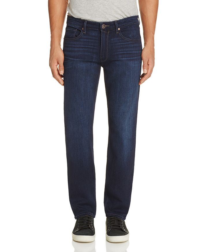 Paige Lennox Slim Fit Skinny Jeans In Russ