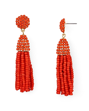 Baublebar Mini Pinata Tassel Drop Earrings