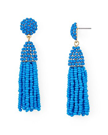 BAUBLEBAR - Mini Piñata Tassel Drop Earrings