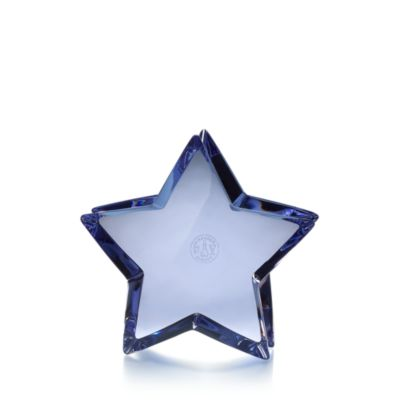 $Baccarat Zin Zin Blue Star - Bloomingdale's