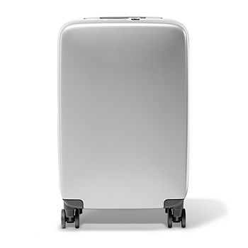 "Raden - A22 Smart Carry On Spinner, 22"" Metallic Matte"