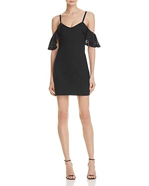 Parker Resse Cold-Shoulder Dress