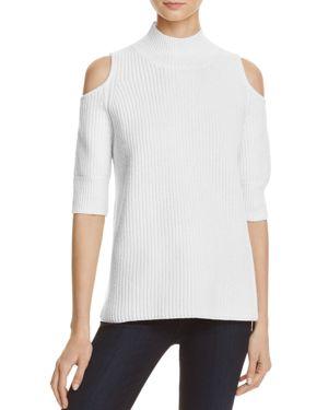 Zoe Jordan Gondola Cold Shoulder Sweater