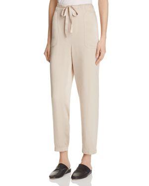Vince Patch Pocket Drawstring Pants