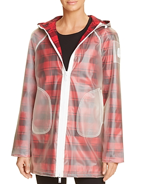 Moose Knuckles Filion Transparent Raincoat