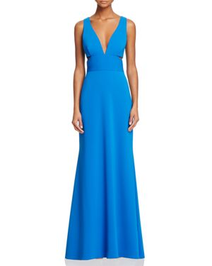 Laundry by Shelli Segal Cutout Gown - 100% Exclusive