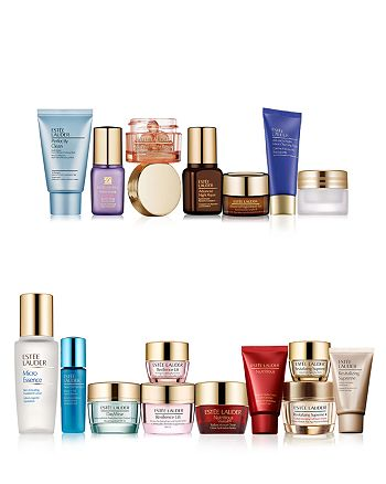 Estée Lauder - Choose 1 deluxe sample for every $25 you spend in !