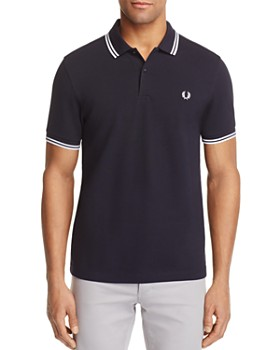 Fred Perry - Tipped Logo Regular Fit Polo Shirt